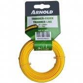 Trimmerdraad rond 2.0 mm 15m