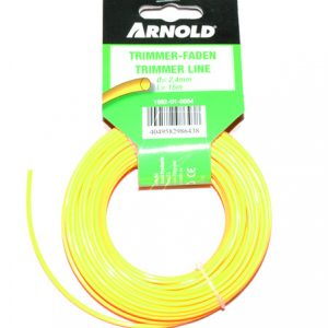 Trimmerdraad rond 2,4 mm 15m