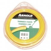 Trimmerdraad rond 2,7 mm 32m